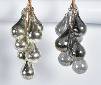"Ciondolo ""Barocco"" Silver Light"